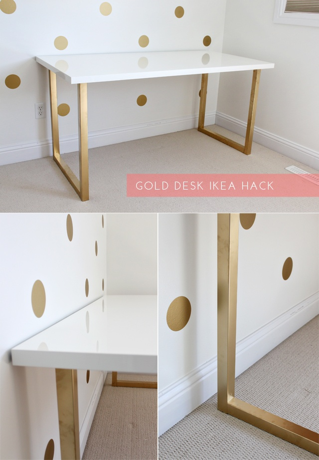 Wall Table Ikea Ikea Hack White Table With
