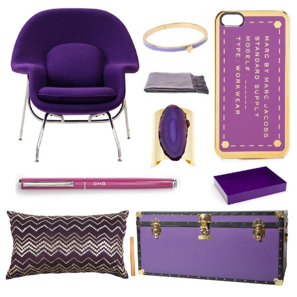Radiant Orchid Products - Pantone Color of the Year 20174