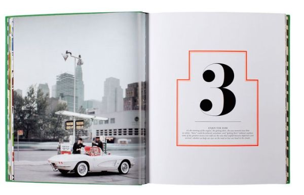 Kate Spade Book - places to go people to see - 5