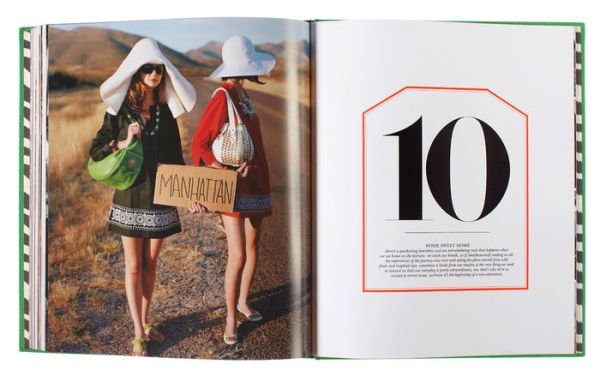 Kate Spade Book - places to go people to see - 8