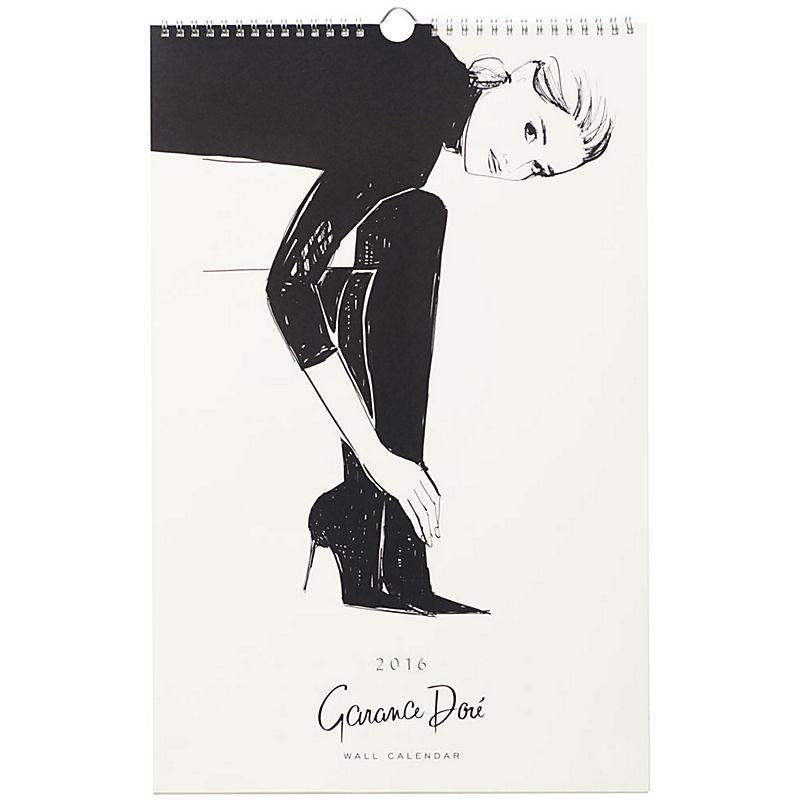 Garance Dore 2016 Wall Calendar - Cover