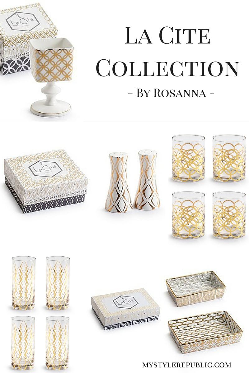La Cite Collection by Rosanna