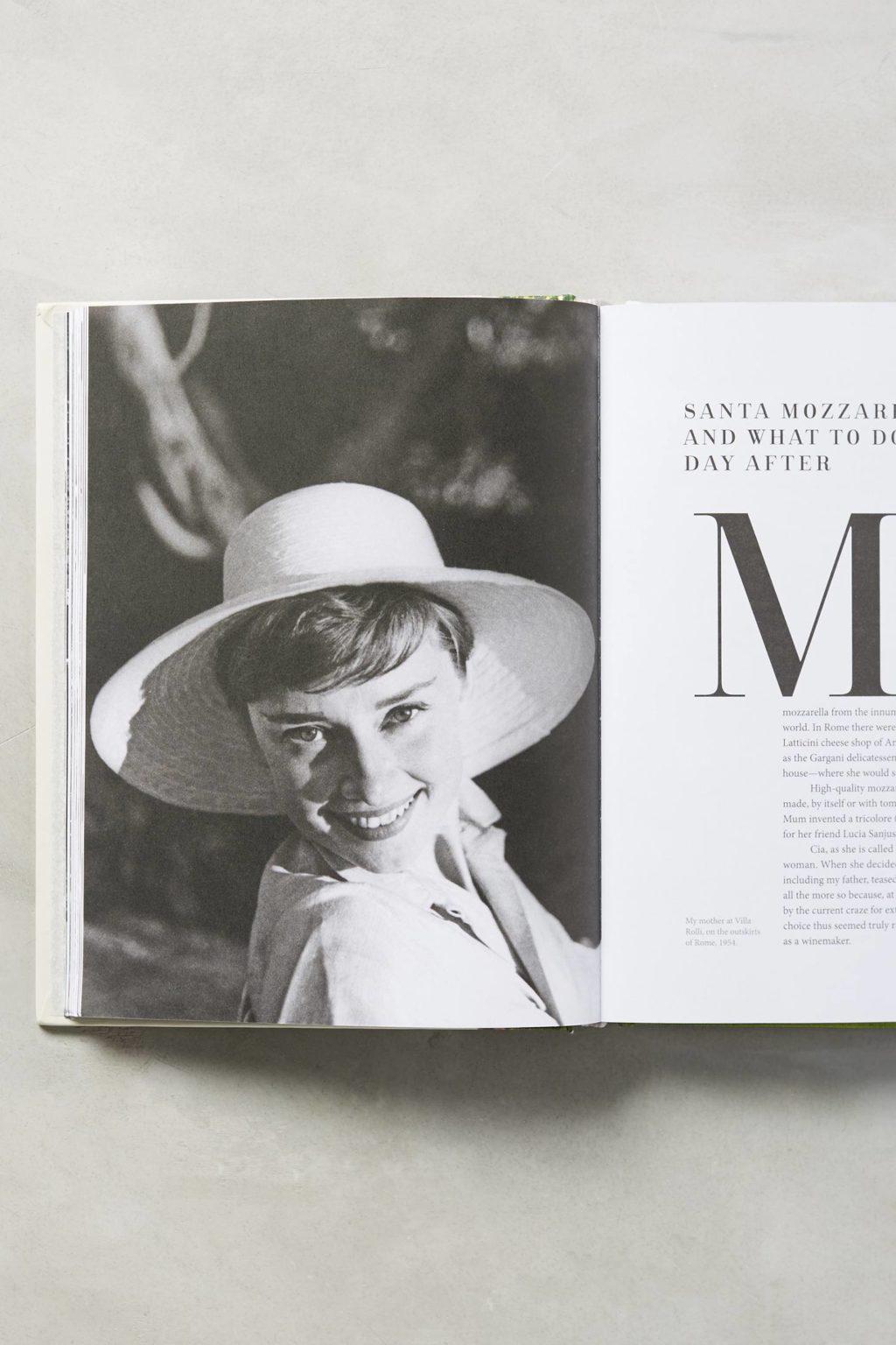 Audrey At Home - Audrey Hepburn Cookbook - 2